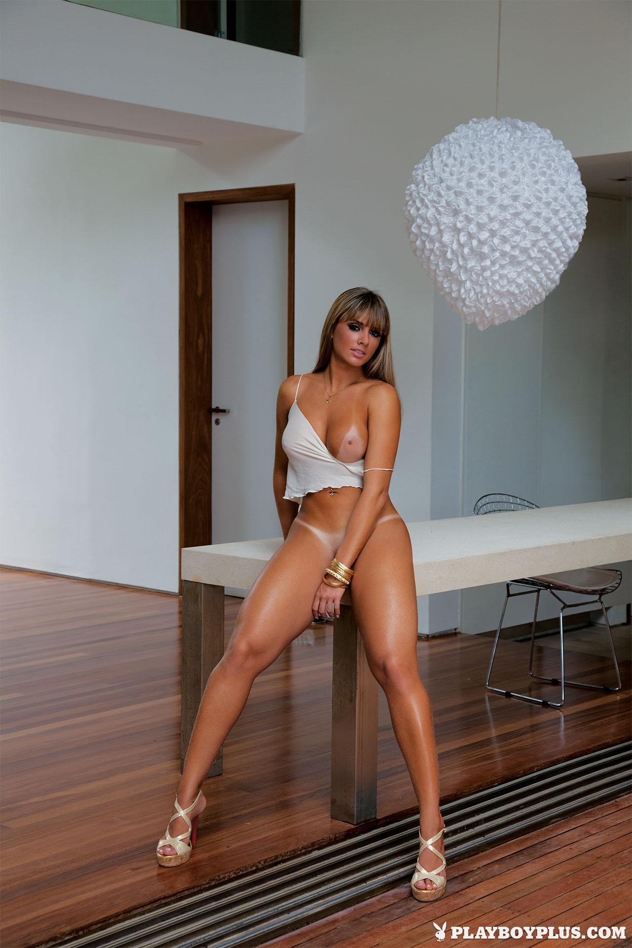 Brazilian Playmates Beautiful juliana salimeni in playboy brazil - centerfolds blog