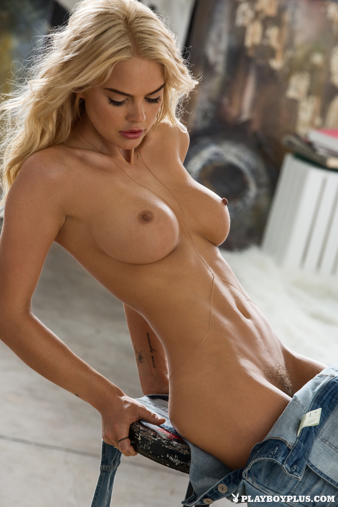 Model Playboy Sex Girl