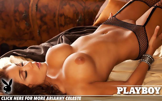 Arianny Celeste Playboy Pictorial