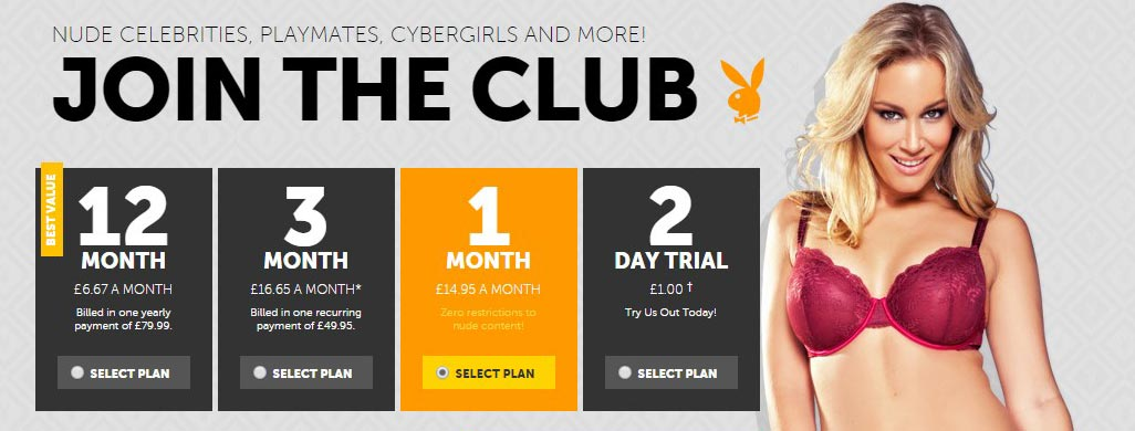 Playboy Plus Discount - $14.95