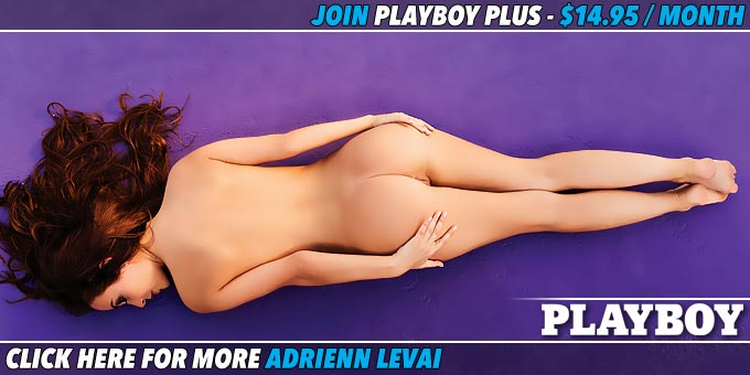 Adrienn Levai Playboy Mexico Banner