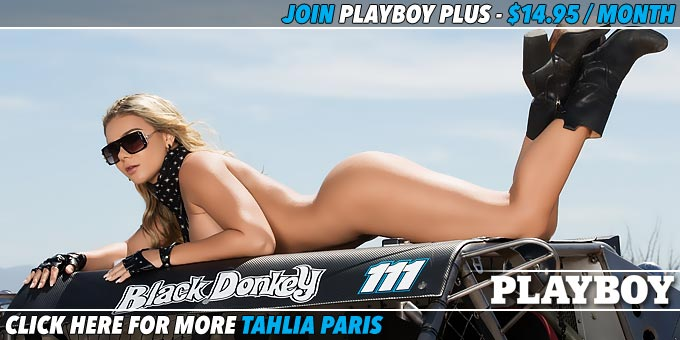 Tahlia Paris Hot Sands Banner
