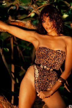 Barbara Carrera for Playboy