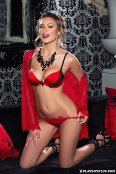 Deanna Greene in Red Hot Love