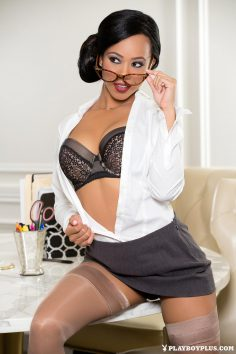 Hope Alina in Office Romance