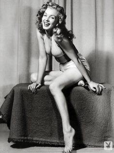 Marilyn Monroe for Playboy