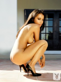 Myo Ling in Playboy Netherlands
