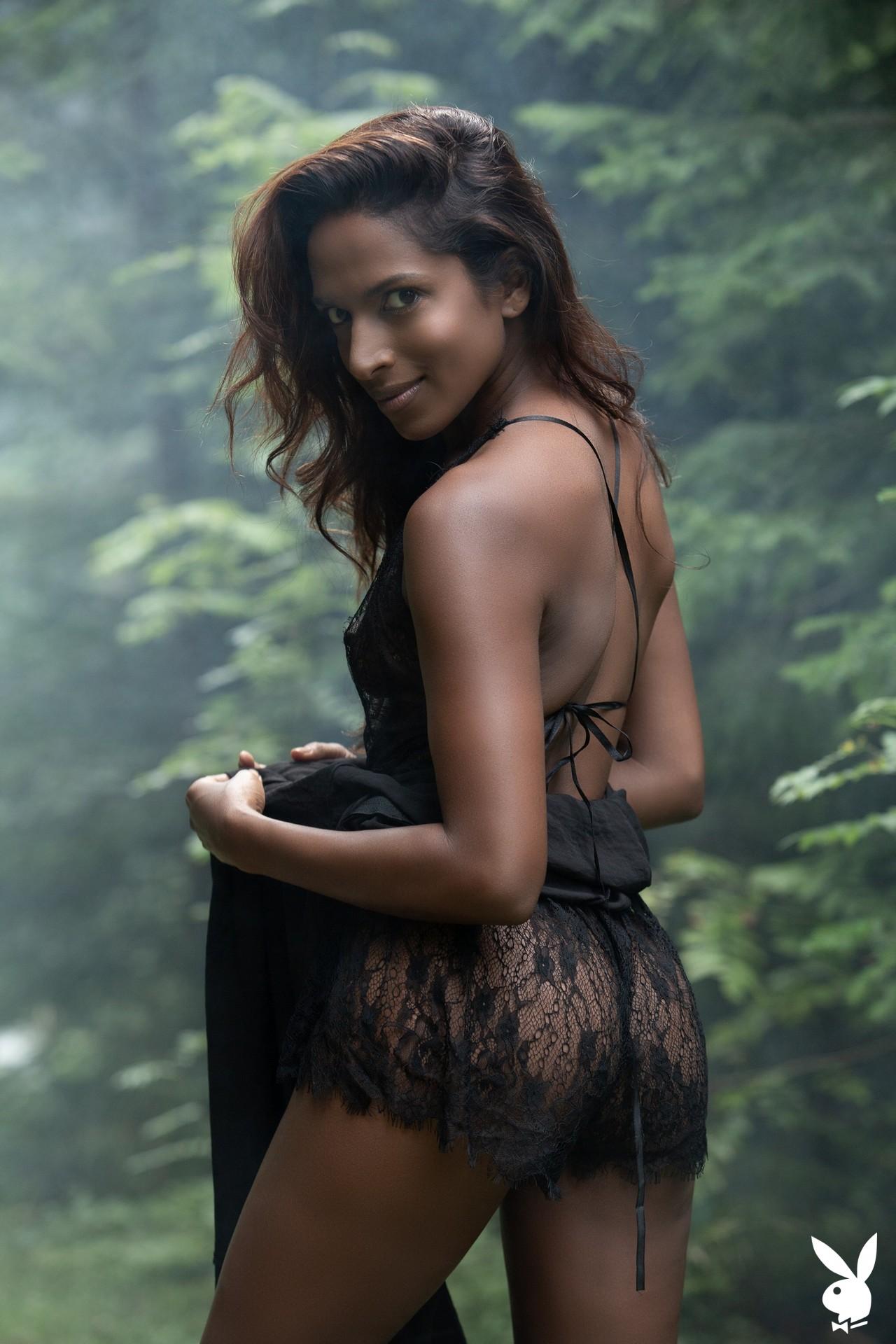 Nirmala Fernandes For Playboy Plus In Natural Impulse-3641