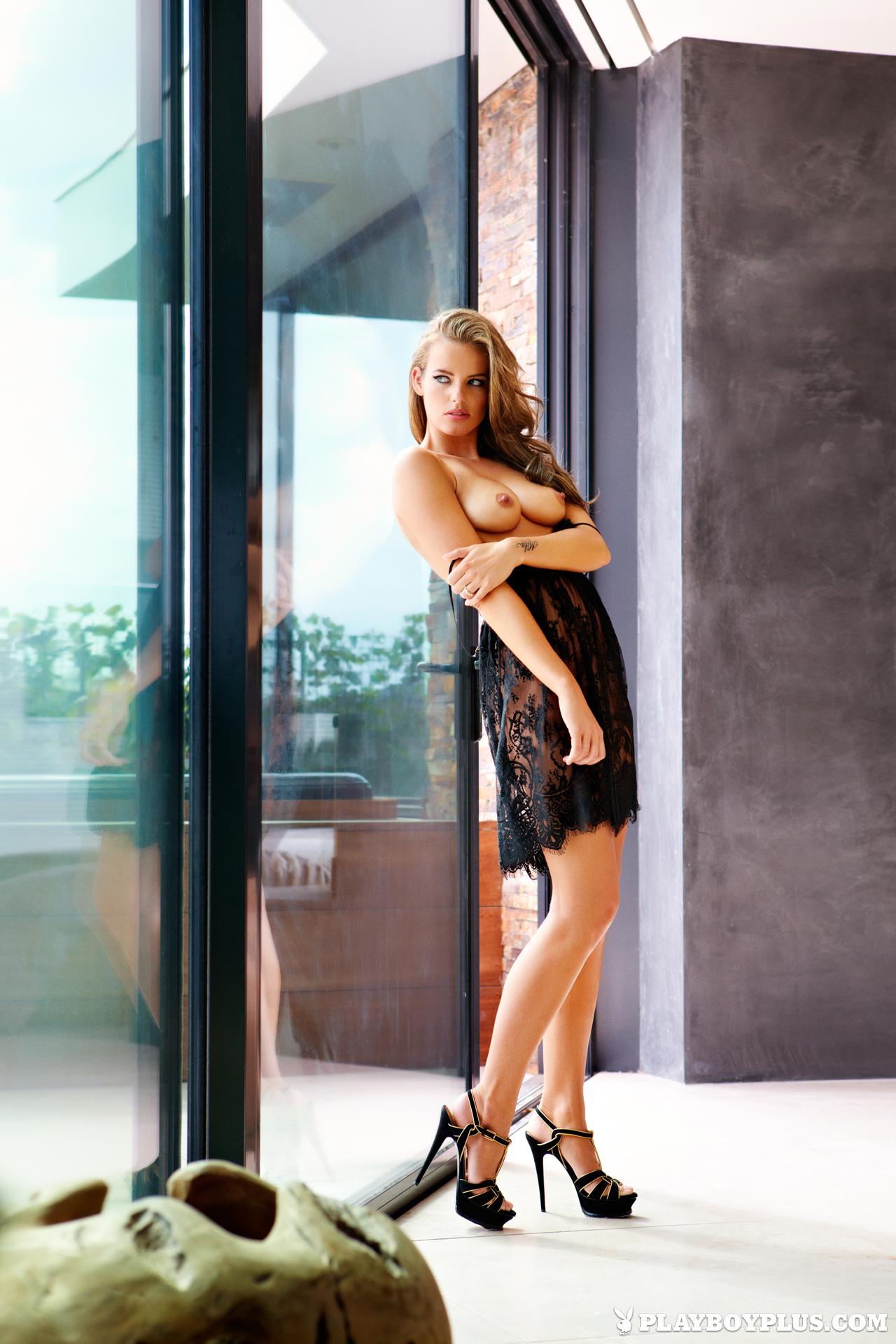 Beau Hesling in Playboy Netherlands - Centerfolds Blog