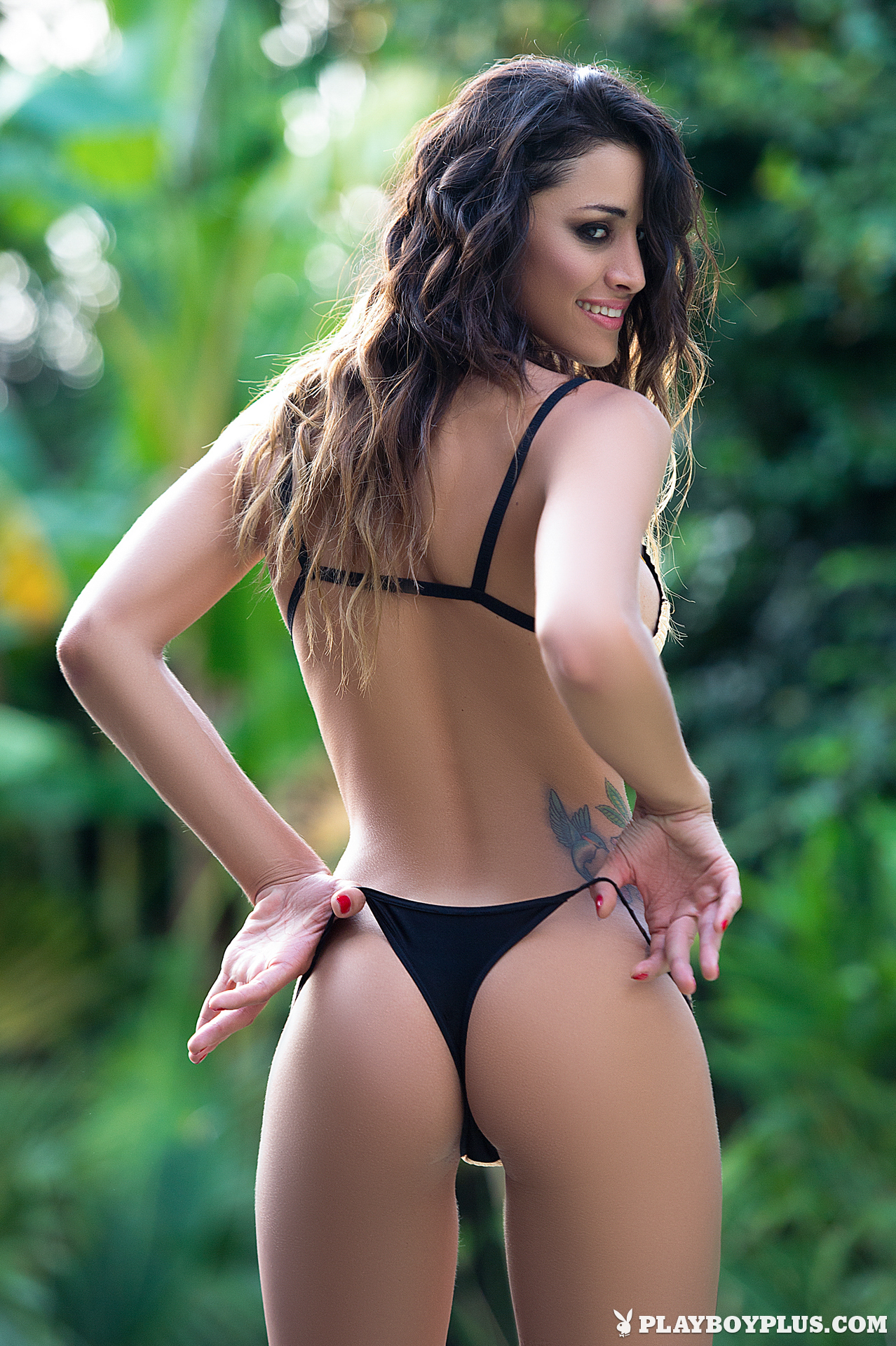 Vanessa Alvar in Exotic Obsession - Centerfolds Blog