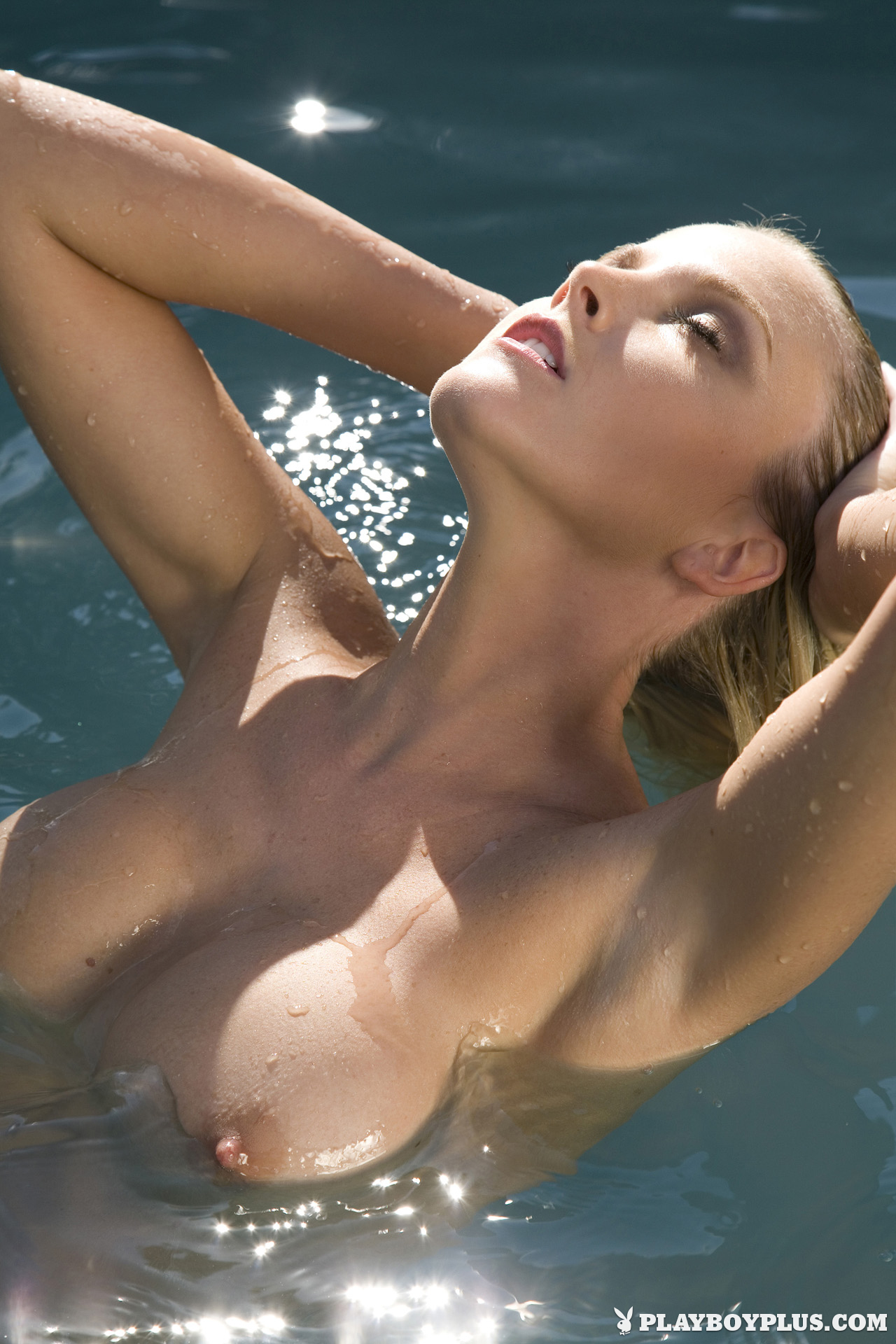 Jade Fairbrother in Playboy South Africa - Centerfolds Blog