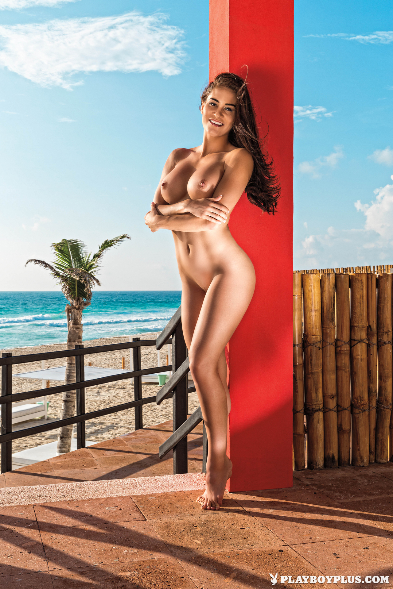 Kerri Kendal in Playboy Mexico - Centerfolds Blog