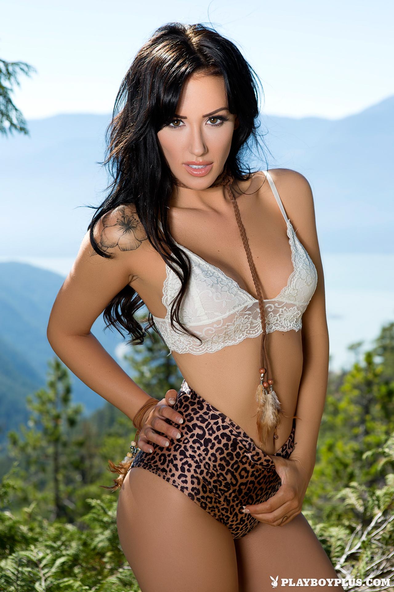 Alyssa Bennett in Wild Side - Centerfolds Blog