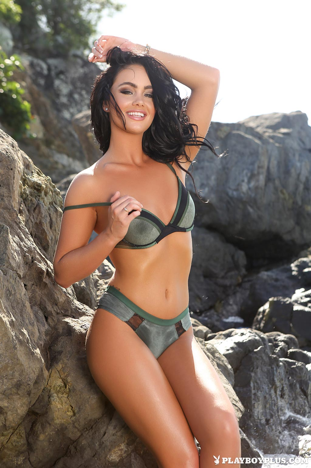Cybergirl Kristie Taylor in Hot Coast - Centerfolds Blog