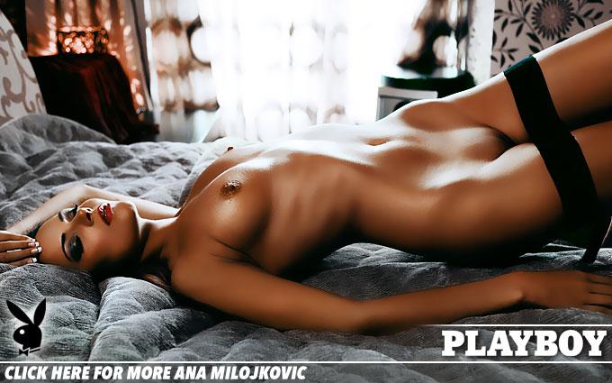 Ana Milojkovic Playboy Serbia October Jenny Lundgren Girlsdoporn 1