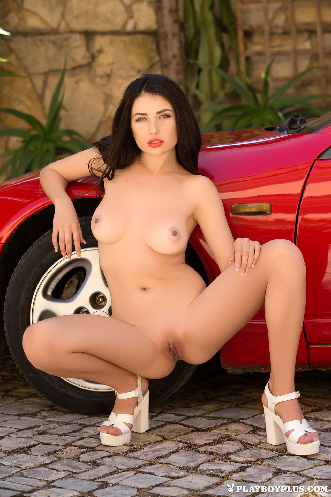 Niemira in Fast and Flirty - Centerfolds Blog