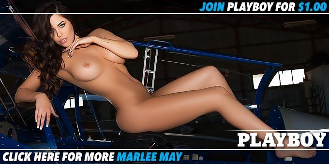 Marlee May Flying High Banner