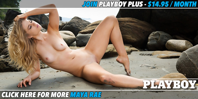 Sandy Days Maya Rae banner